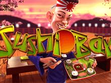 Играйте на реальные деньги на слоте Суши Бар в казино Вулкан