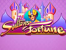 Играйте в автомате Сокровища Султана в клубе Вулкан