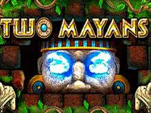 Играйте онлайн в автомате Два Майянца от Вулкана